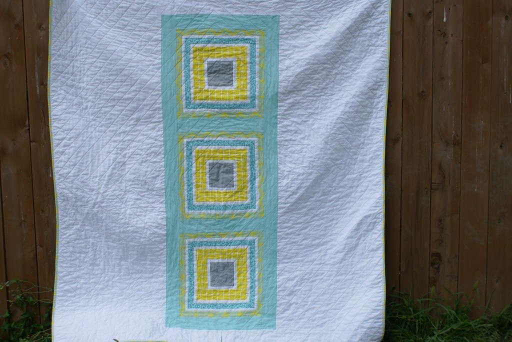 sewing challenge quilt