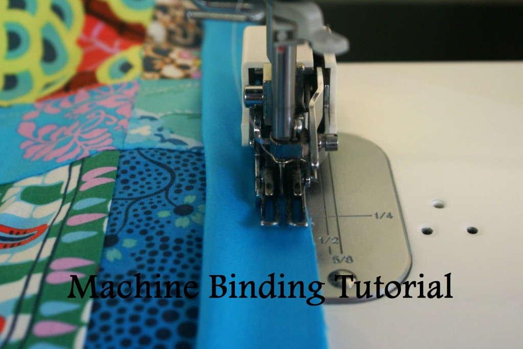 machine binding tutorial