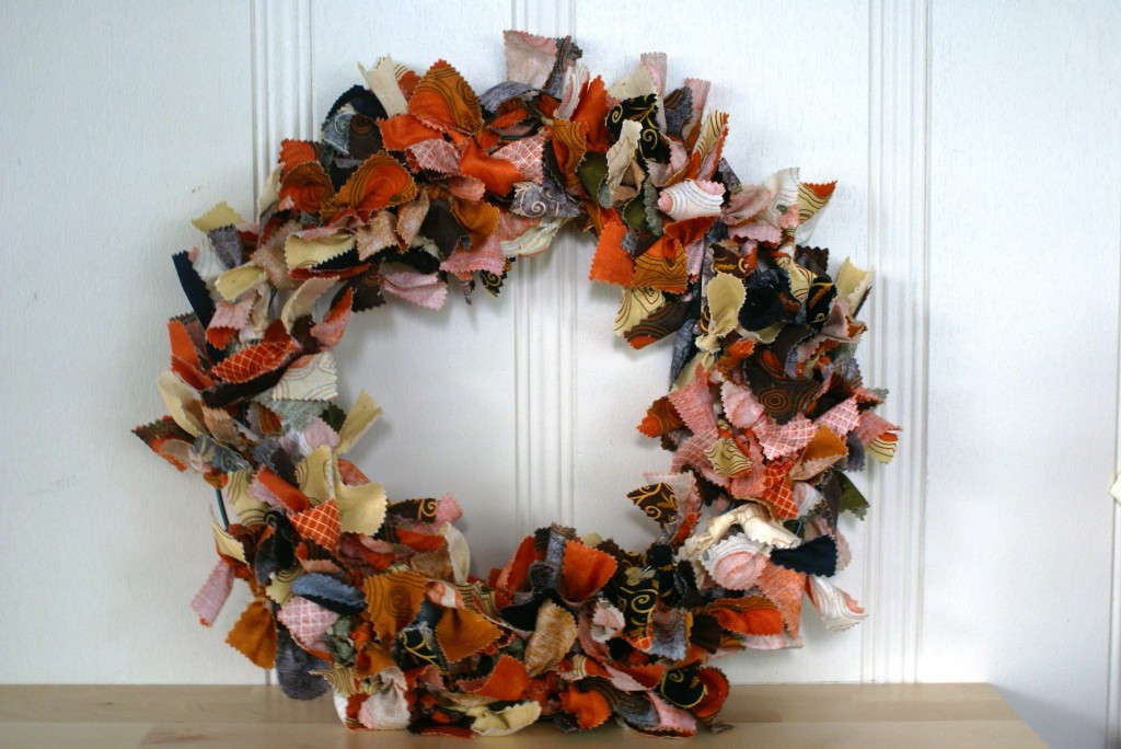 fall wreath project