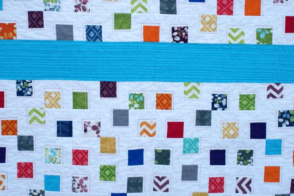 mosaic tiles quilt