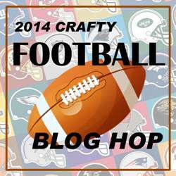 d915c8c9785 I am excited to be apart of the Crafty Football blog hop again this year.  Last year s quilted playmat was a huge hit and has gotten lots of use.