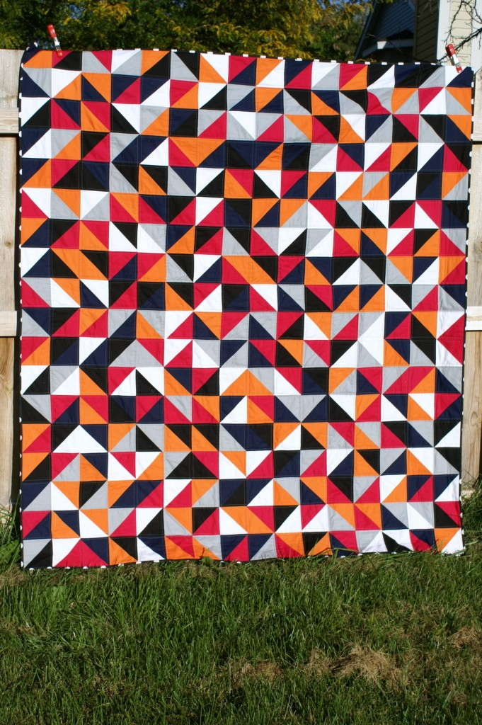 kaplan wedding quilt
