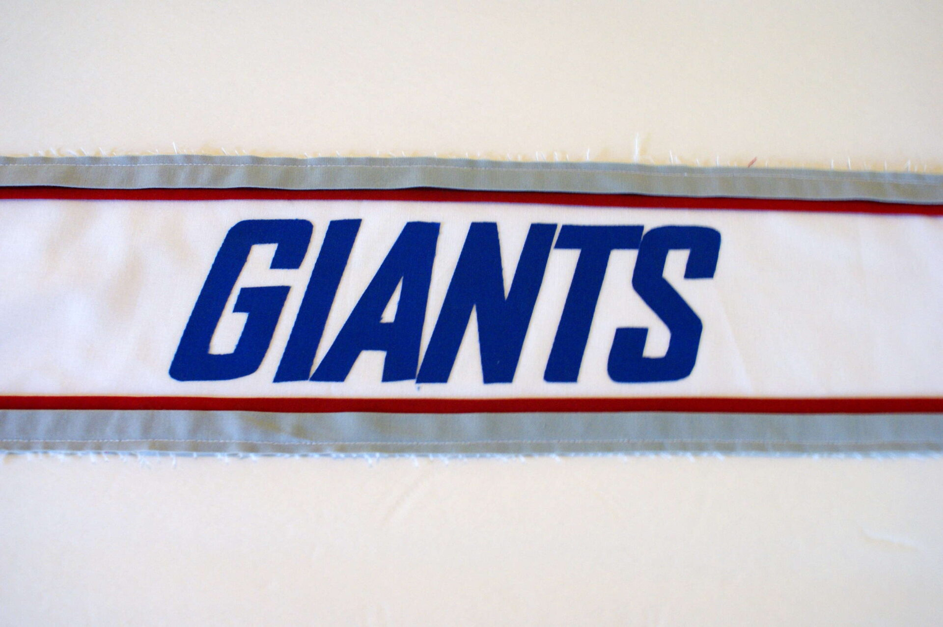 490bffbdabe ny giants quilted pillow cover tutorial