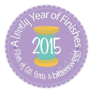 2015 lovely year of finishes