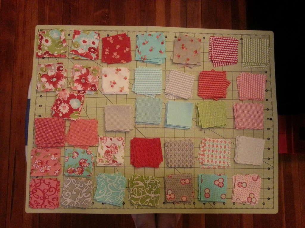 fabric sorting