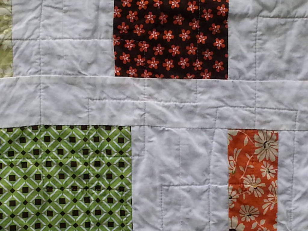 rectangles and squares quilting