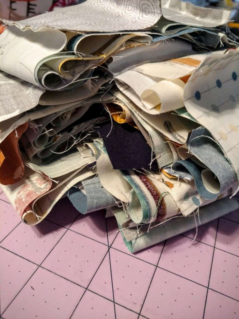 toddler quilt rows