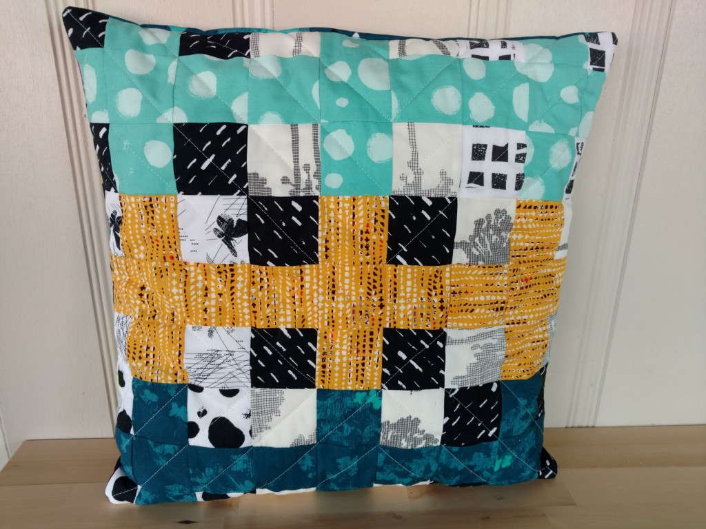 Charming Plus Pillow Cover Tutorial