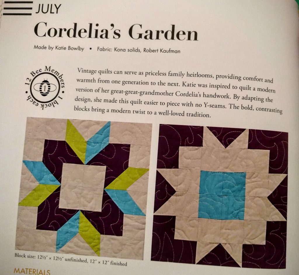 cordelia's garden modern instabee book