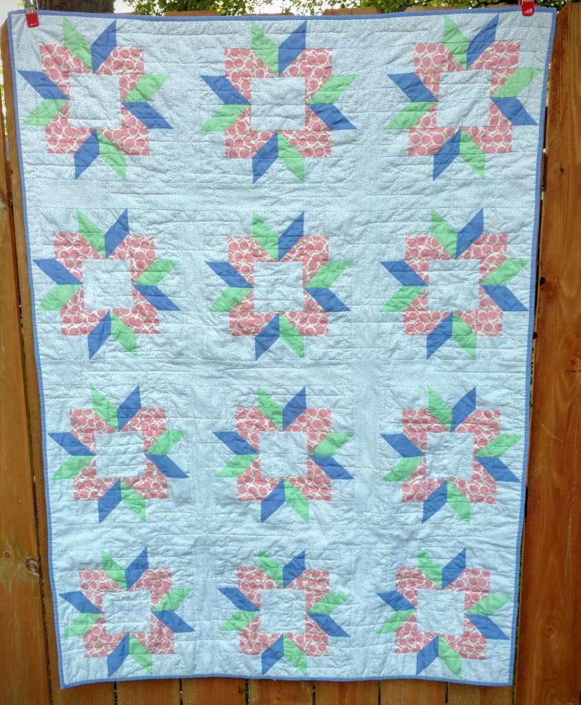 cordelia's garden quilt