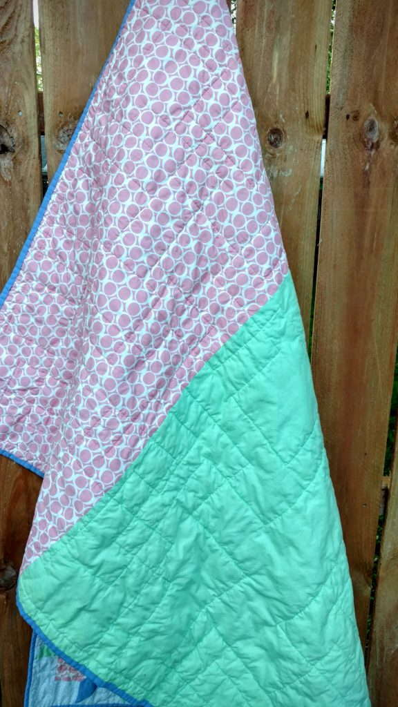 back of cordelia's garden quilt