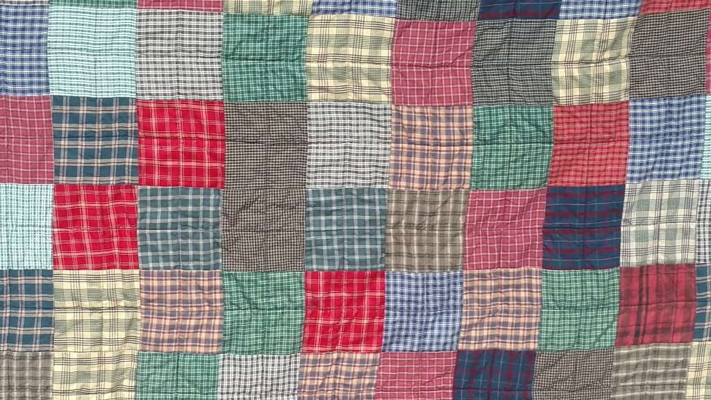 flannel explosion quilt
