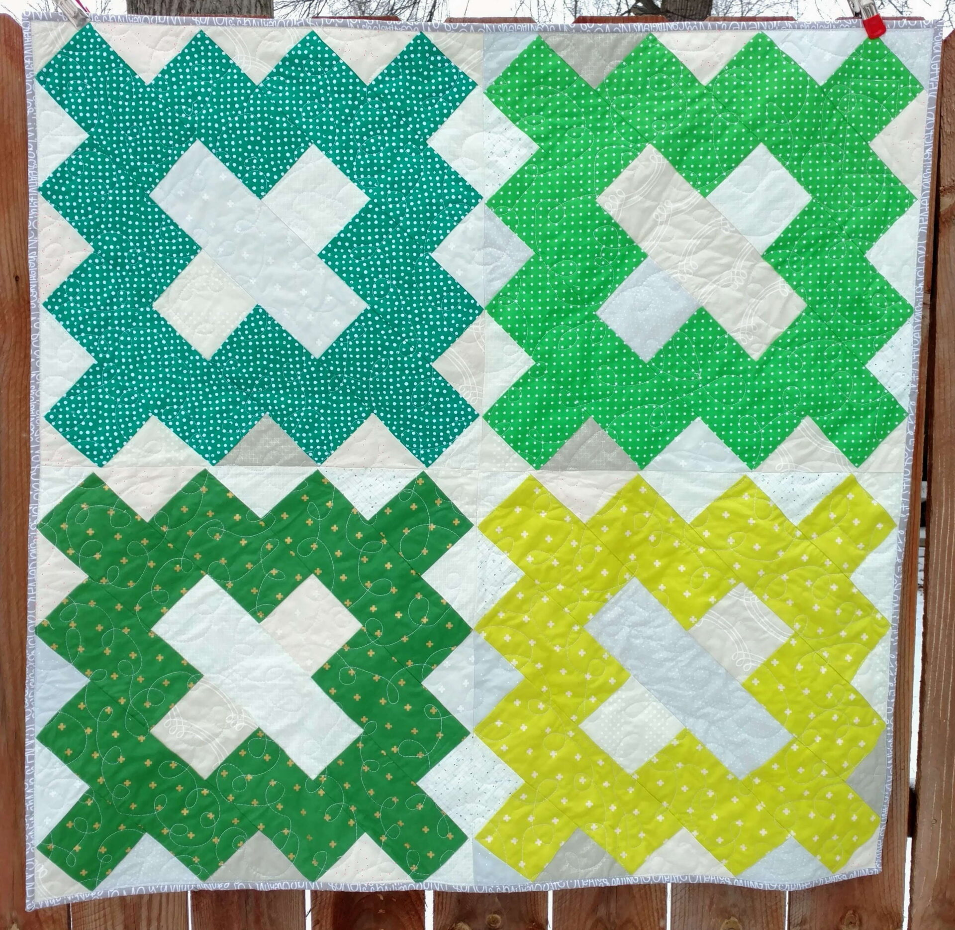 Handmade Baby Quilts are the Best Gifts