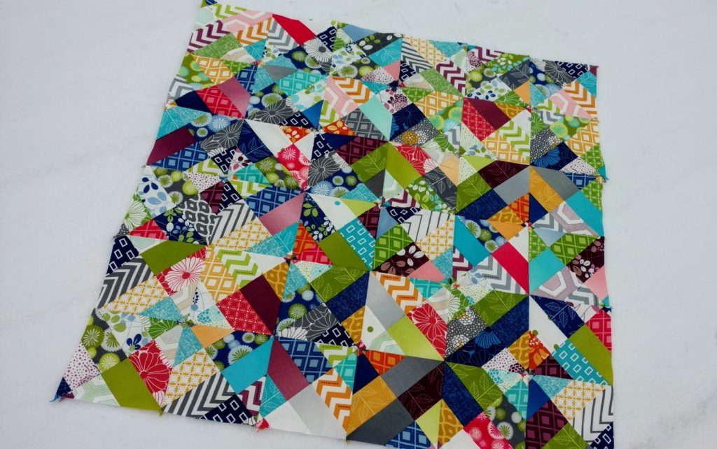 v christenson string quilt