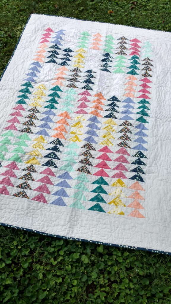 geese a flutter quilt, quiltytherapy