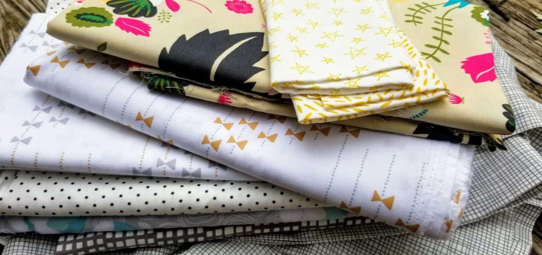 quiltytherapy, fabric stash, stashing