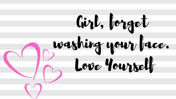 love yourself, confidence, quiltytherapy